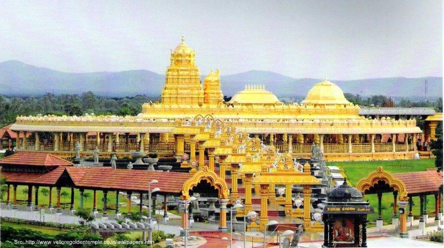 Naraini Golden Temple - Vellore